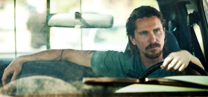 Christian Bale in Out of the Furnace 2013
