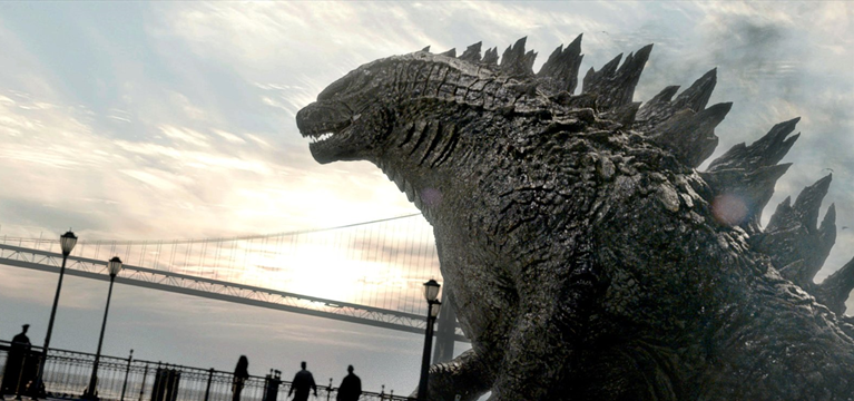 Post image for GODZILLA