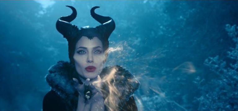 Angelina Jolie in Malifecent
