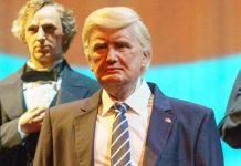 Disney Trump robot