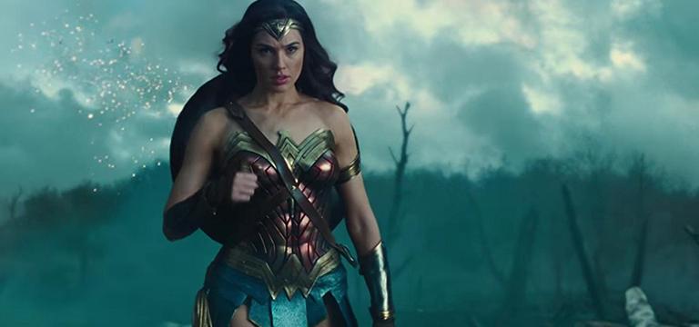 Wonder Woman (Gal Gadot) No Man's Land scene
