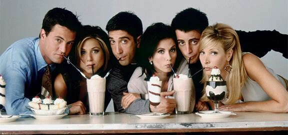 'Friends' Reunion in the Works at HBO Max