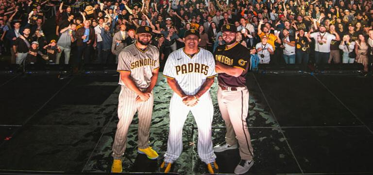 San Diego Padres: Brown is Back!