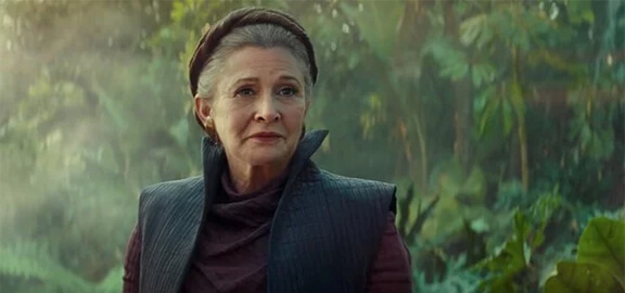 Carrie Fisher's Brother Reveals What Leia's Role in 'Rise of Skywalker' Was Supposed to be
